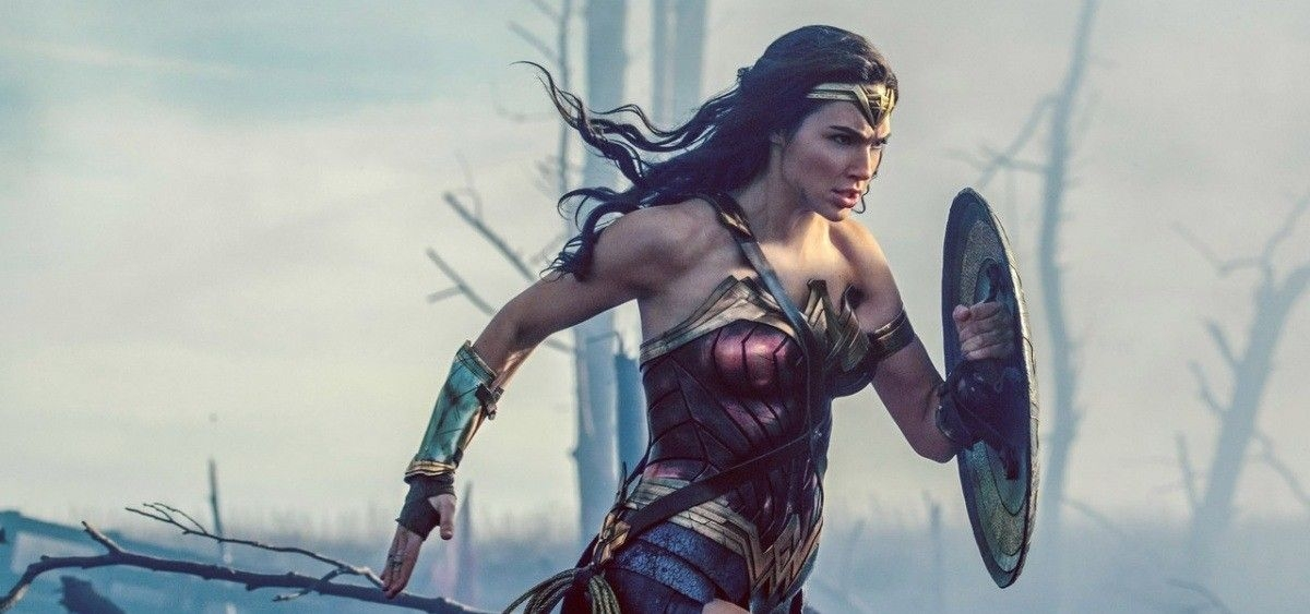 Чудо женщина Wonder woman 2017 - кадр из фильма 20