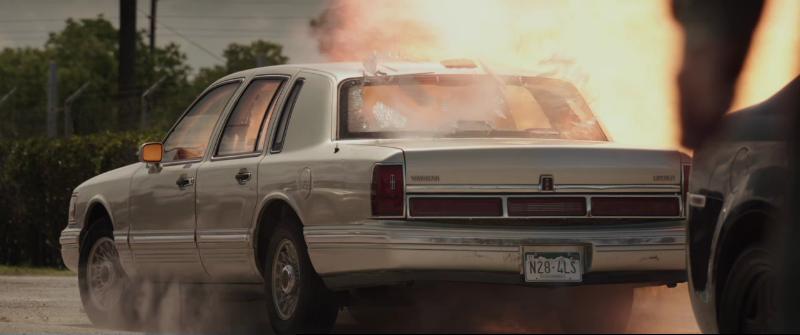 План побега (Escape Plan) 2013 - Взрыв автомобиля