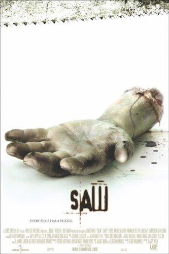 Постер к фильму Пила (Saw)