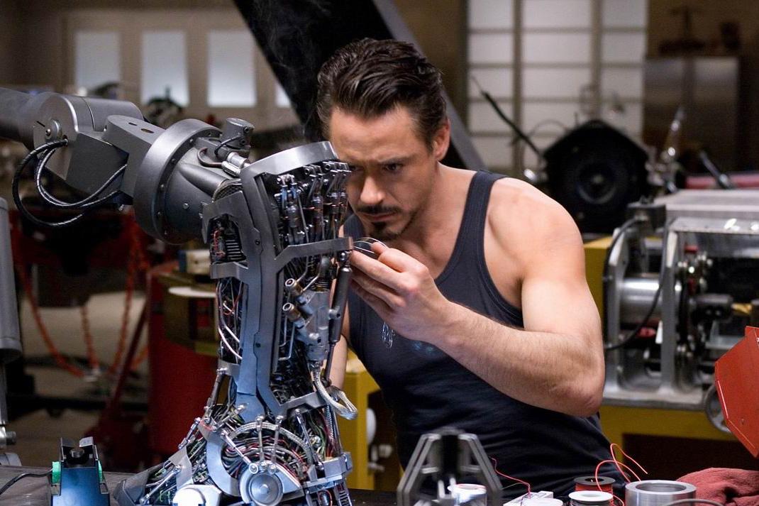 Iron Man Тони Старк