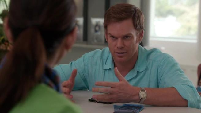 Dexter сериал