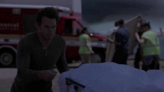 Dexter последняя серия