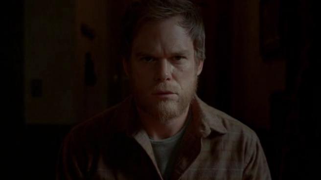 Dexter концовка