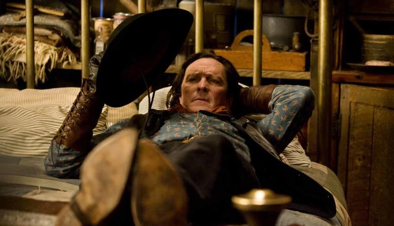Омерзительная восьмерка (The Hateful Eight, 2015) - Ковбой на кровати