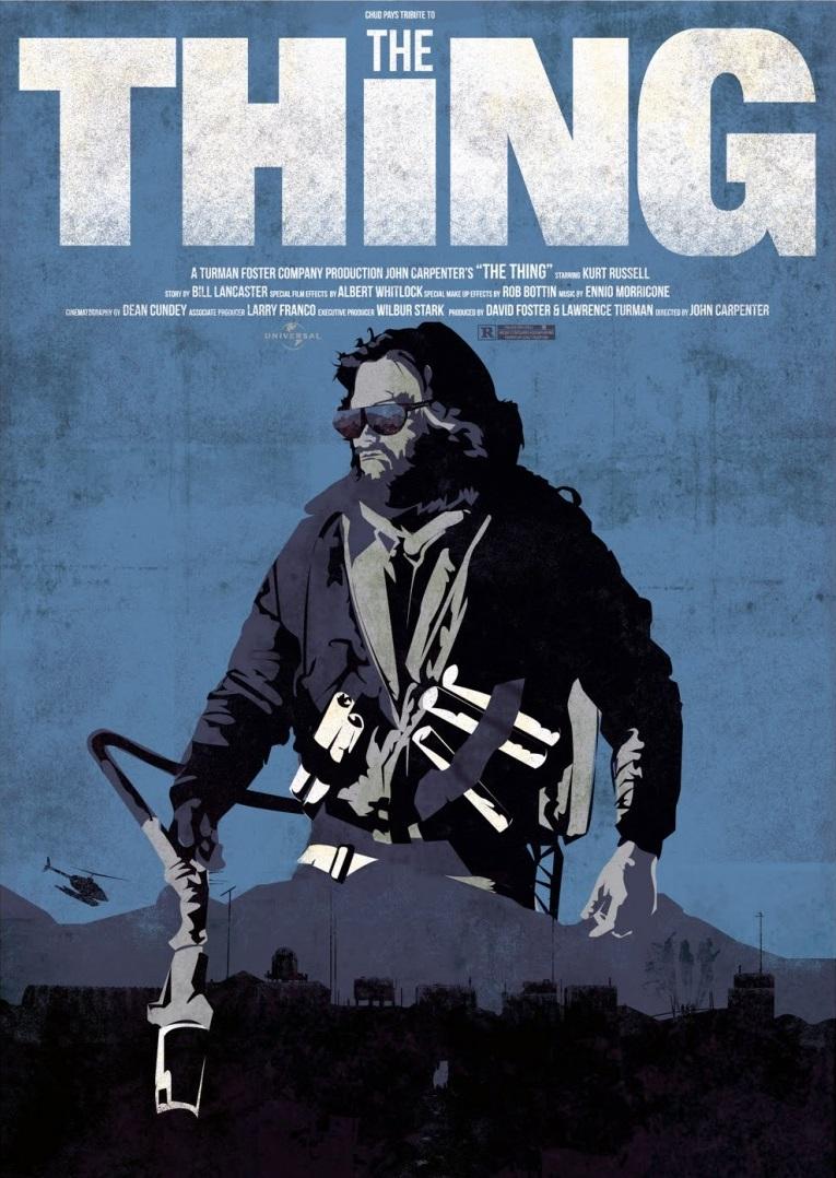 Постер к фильму Нечто The Thing