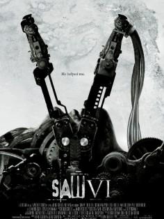 Пила 6 постер фильма