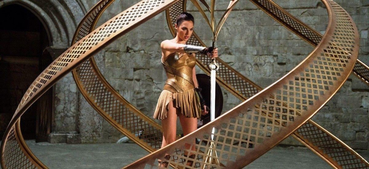 Чудо женщина Wonder woman 2017 - кадр из фильма 2