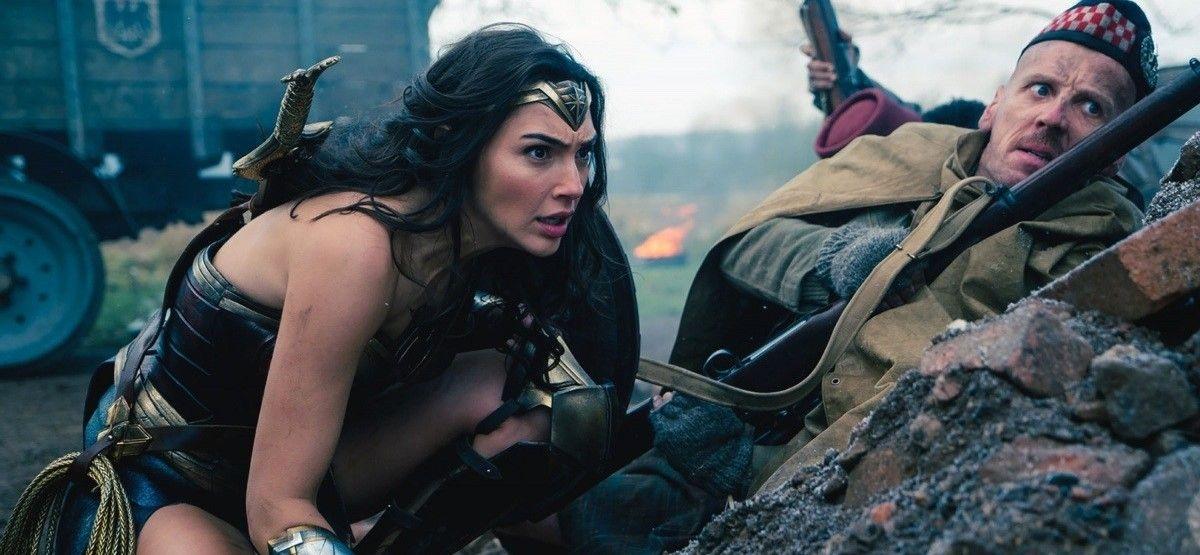 Чудо женщина Wonder woman 2017 - кадр из фильма 31
