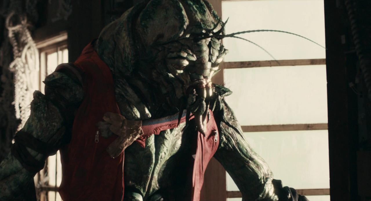 District 9 кадр из фильма