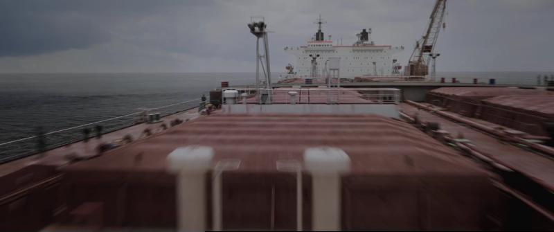 План побега (Escape Plan) 2013 - Поверхность корабля