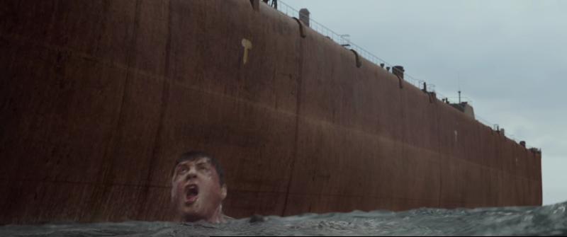 План побега (Escape Plan) 2013 - Рэй уходит с корабля