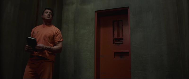 побега (Escape.Plan) 2013 - Рэй в первой тюрьме