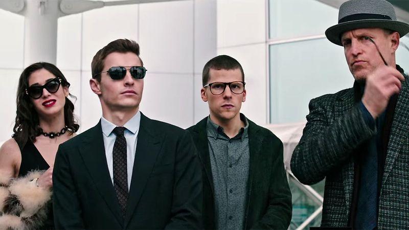 Всадники из фильма иллюзия обмана