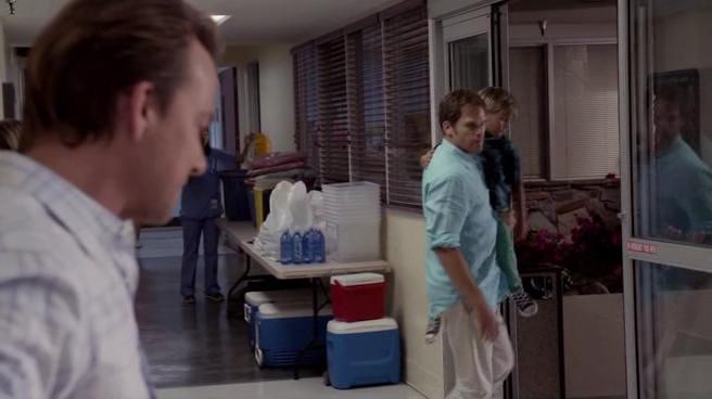 Dexter последний сезон кадры