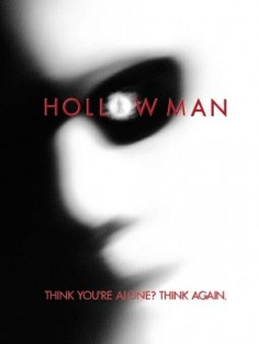 Hollow man Человек Невидимка постер