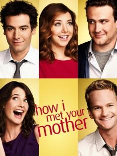Как я встретил вашу маму сериал