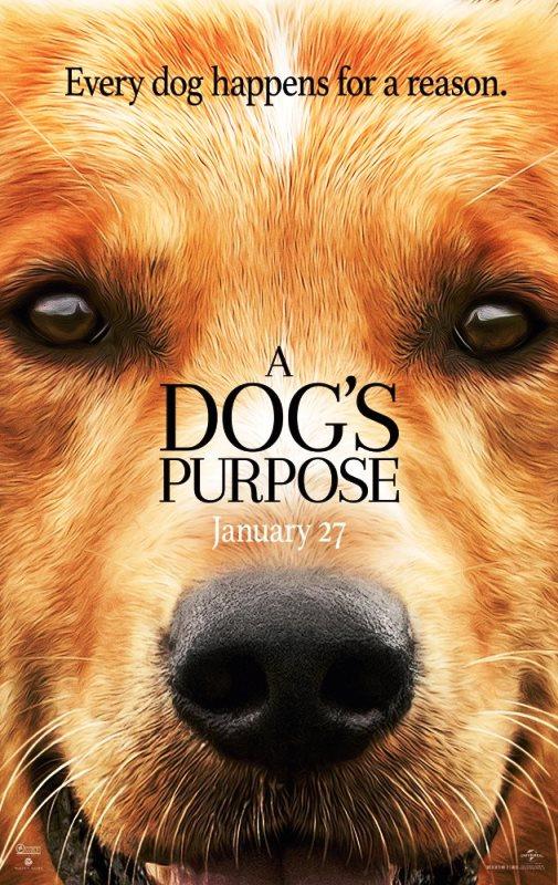 Собачья жизнь 2017 - постер