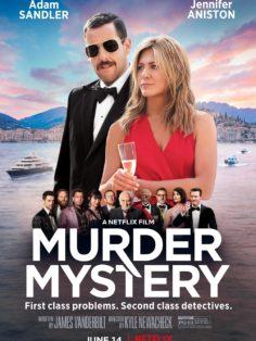 Murder Mistery - Загадочное убийство постер фильма